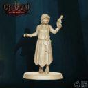 CMON Cthulhu Death May Die Elizabeth Lizzie Ives 1