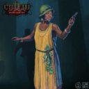 CMON Cthulhu Death May Die Elizabeth Lizzie Ives 3