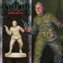 CMON Cthulhu Death May Die Sergeant Major Ian Welles 2