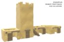 ESLO 3D Printable Fort Castle 2