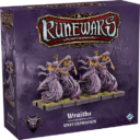 Fantasy Flight Games Runewars Wraiths Unit Expansion 1