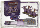 Fantasy Flight Games Runewars Wraiths Unit Expansion 2