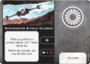 Fantasy Flight Games X Wing Saw's Renegades Expansion Pack Second Edition 5