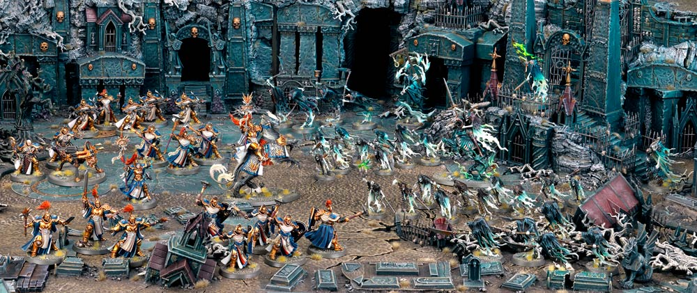 buy one or more Warhammer Age of Sigmar Soul War Separate Units
