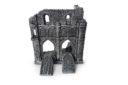 Gamemat Small Gothic Ruins Set 07