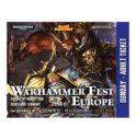 Games Workshop Sonntagsticket Für Einen Erwachsenen Für Das Warhammer Fest Europe