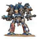 Games Workshop Warhammer 40.000 Knight Castellan 1