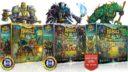 Heroes Of Land Air & Sea Pestilence HLAS 2nd Printing 1