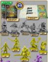 Heroes Of Land Air & Sea Pestilence HLAS 2nd Printing 12