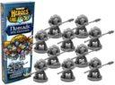 Heroes Of Land Air & Sea Pestilence HLAS 2nd Printing 18