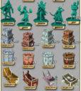 Heroes Of Land Air & Sea Pestilence HLAS 2nd Printing 7