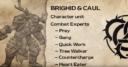 PP Brighid & Caul