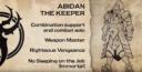 PP Abidan The Keeper