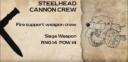PP Cannon Crew