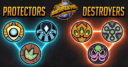 PP Factions