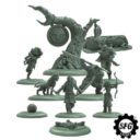 Steamforged Games Guild Ball The Hunter's Guild Blessed Of The Sun Father (Resin)