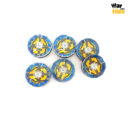WarTiles WARHAMMER SMALL WOUND DIALS – IMPERIAL KNIGHTS