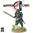Warbanner Samurai