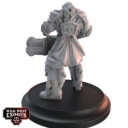Warcradle Studios Wild West Exodus Order DIVINE INTERVENTION POSSE 13