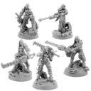 Wargame Exclusive Emperor Sisters Repentium Squad 01