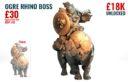 AM Atlantis Miniatures Ogres Kickstarter 12