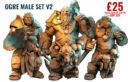 AM Atlantis Miniatures Ogres Kickstarter 6