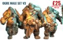 AM Atlantis Miniatures Ogres Kickstarter 7