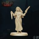 CMON Cthulhu Death May Die Sister Beth 1