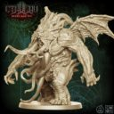 CMON Cthulhu Death May Die Star Spawn 1