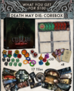 CMoN Cthulhu Death May Die Kickstarter 13