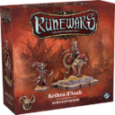 Fantasy Flight Games Runewars Kethra A'laak Hero Expansion 1
