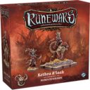 Fantasy Flight Games Runewars Kethra A'laak Hero Expansion 2