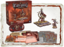 Fantasy Flight Games Runewars Kethra A'laak Hero Expansion 3