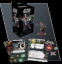 Fantasy Flight Games Star Wars Legion Han Solo Commander Expansion 3
