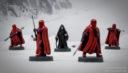 Fantasy Flight Games Star Wars Legion Imperial Royal Guards Unit Expansion 6