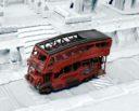 Miniature Scenery DD BUS