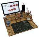 Miniature Scenery Workstation