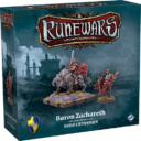 Fantasy Flight Games Runewars Baron Zachareth 1