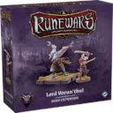 Fantasy Flight Games Runewars Undead Lord Vorun'thul 1