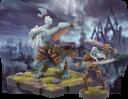Fantasy Flight Games Runewars Undead Lord Vorun'thul 6