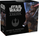Fantasy Flight Games Star Wars Legion Wookiee Warriors Unit Expansion 1