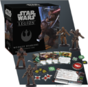 Fantasy Flight Games Star Wars Legion Wookiee Warriors Unit Expansion 3