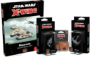 Fantasy Flight Games Star Wars X Wing Second Edition Four Resistance Expansions 1