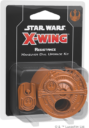 Fantasy Flight Games Star Wars X Wing Second Edition Four Resistance Expansions 14