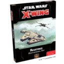 Fantasy Flight Games Star Wars X Wing Second Edition Four Resistance Expansions 2