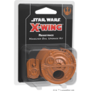 Fantasy Flight Games Star Wars X Wing Second Edition Four Resistance Expansions 5