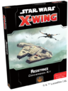 Fantasy Flight Games Star Wars X Wing Second Edition Four Resistance Expansions 6
