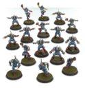 Forge World Blood Bowl Reikland Reavers Full Roster