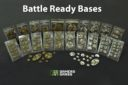 Gamers Grass Battle Ready Bases