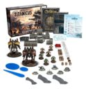 Games Workshop The Horus Heresy Adeptus Titanicus The Horus Heresy Adeptus Titanicus Grossmeister Edition 1
